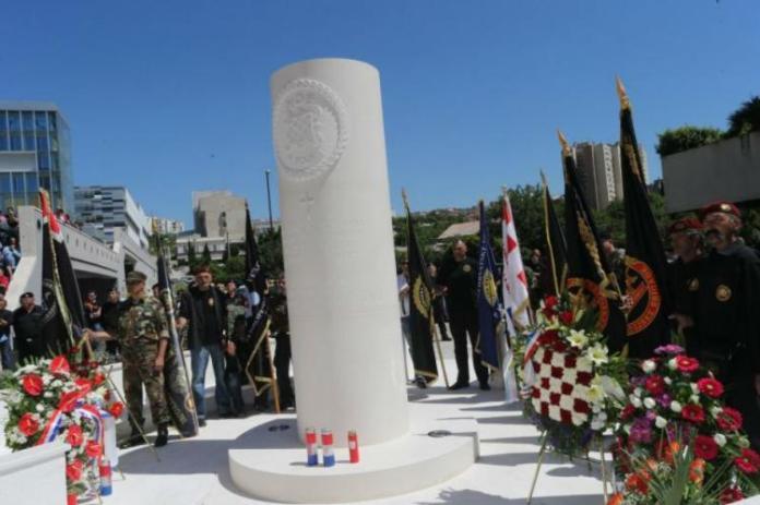 U Splitu obilježena 25 obljetnica utemeljenja IX bojne HOS-a