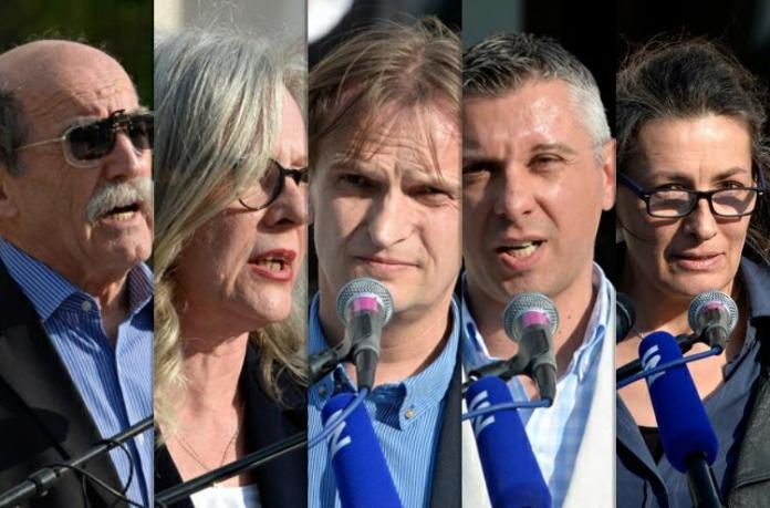 jasenovac antifašisti
