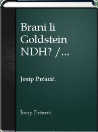 Brani li Goldstein NDH