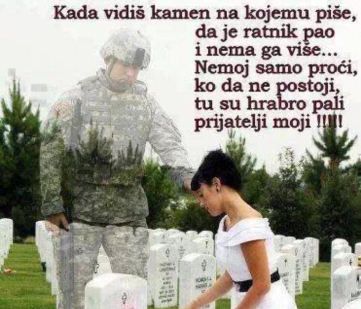 vojnik groblje