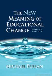 The new menaing of educational change
