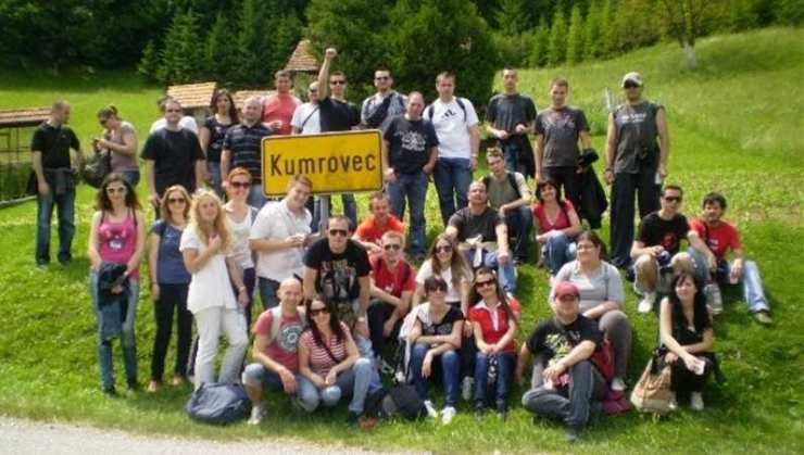 Forum mladih SDP-a Krapinsko zagorske županije i FM SDP-a Kumrovec