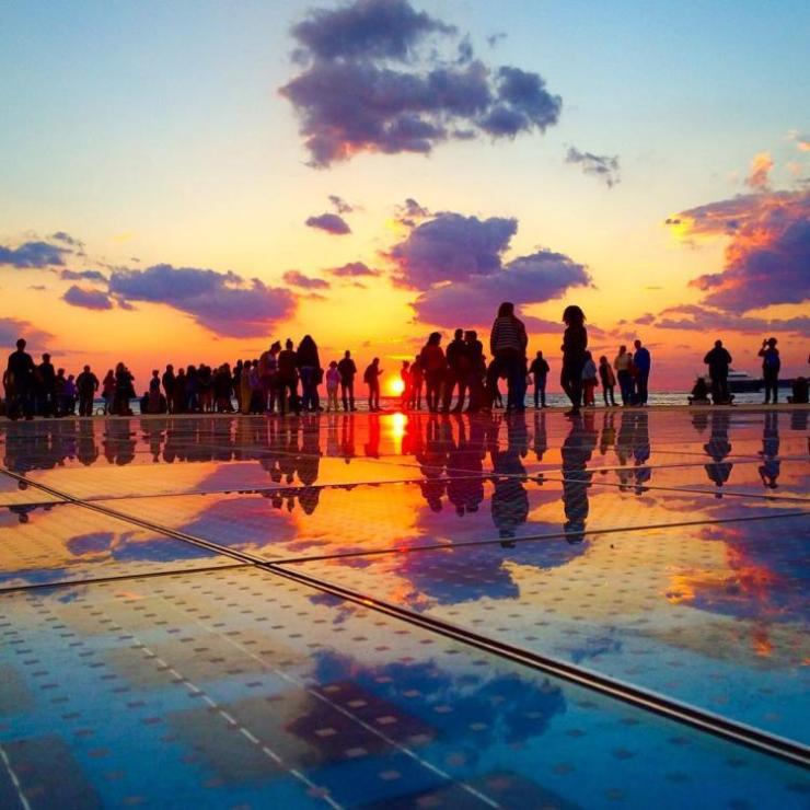 Sunset-Zadar