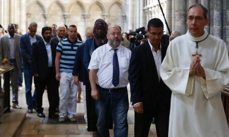muslimani u crkvi 2