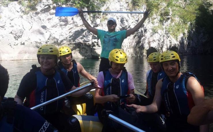 Muca-Raft