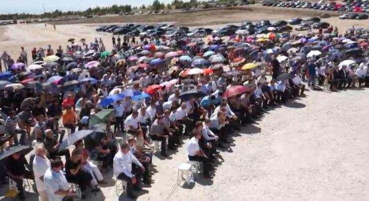 Sv. Misa - Groblje mira