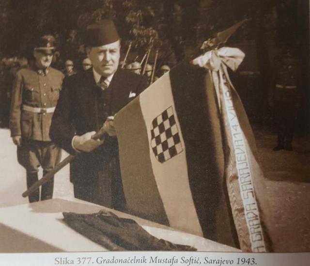 Gadonačelnik Mustafa Softić