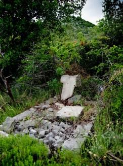 izgubljeni Martinov grob na Radojuši
