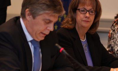 Maureen Cormack Lars-Gunnar Wigemark