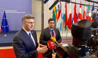 Andrej Plenković EU