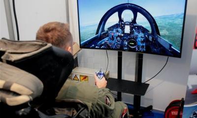 Simulator letenja