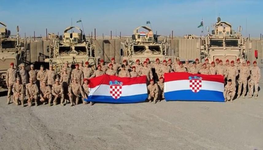 Hrvatska pred povlačenjem vojnika iz Afganistana? | Kamenjar