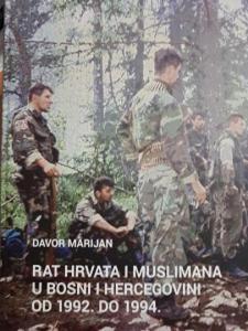 Rat Hrvata i Muslimana u Bosni i Hercegovini od 1992. do 1994.