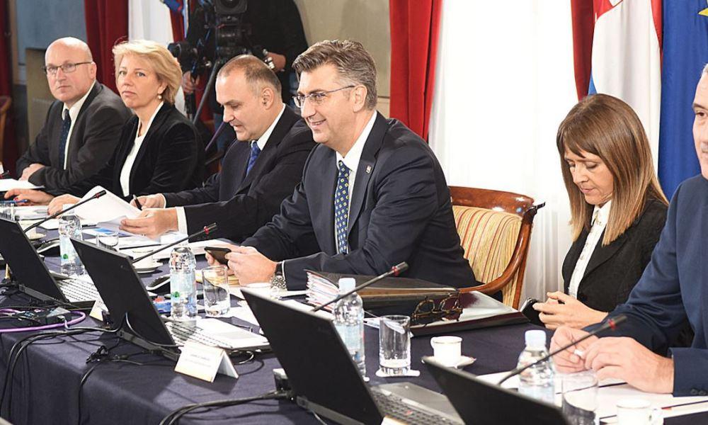Plenković: 2,58 milijardi kuna za Karlovac i Karlovačku županiju