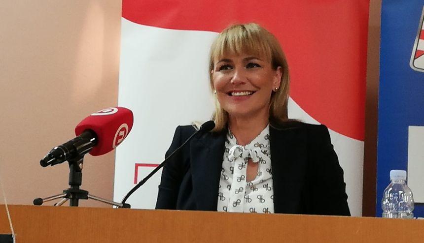 Bruna Esih: Većina ogranaka HSS-a u Velikoj Gorici prešla Neovisnima za Hrvatsku