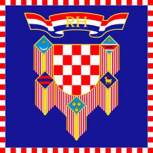 Zastava predsjednika Republike Hrvatske