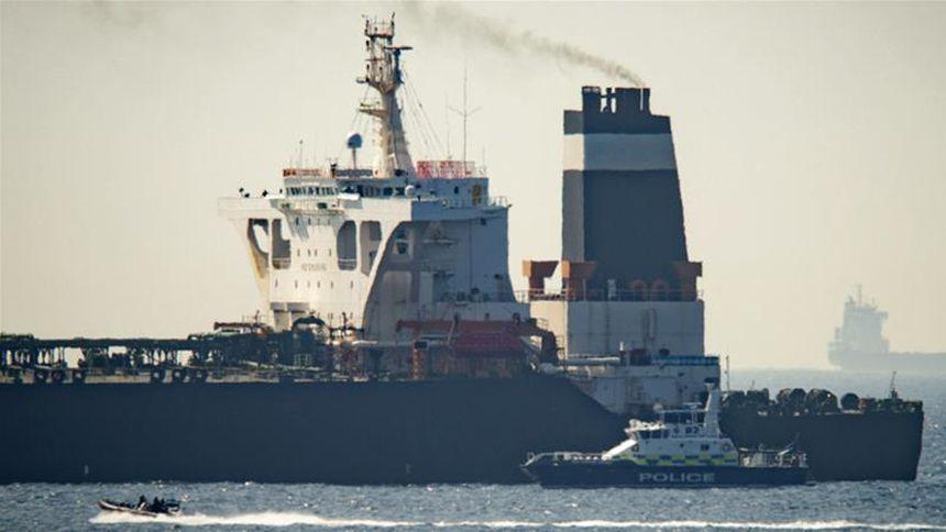 Iran pozvao Britaniju da smjesta pusti zadržani tanker