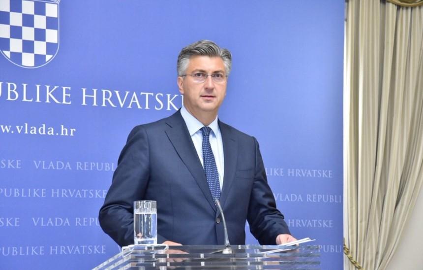 Plenković: Većina u parlamentu nije upitna, mi ćemo mandat odraditi do kraja