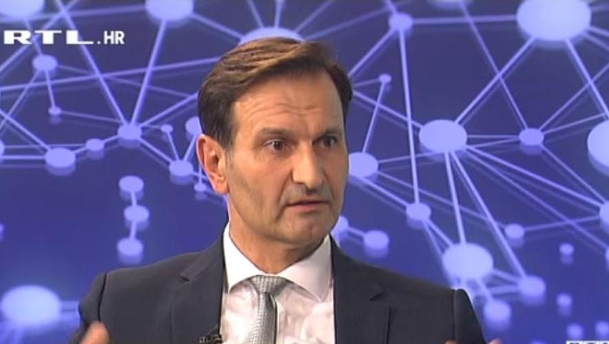 Miro Kovač najavio kandidaturu za šefa HDZ-a