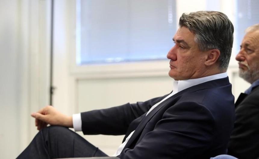 Milanović: Odluka o izborima 22. prosinca je lopovluk i sramota