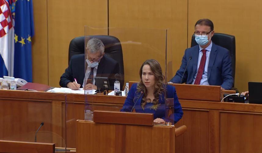 Marija Selak Raspudić: Nelogičnosti natječaja za obnovu Zagreba