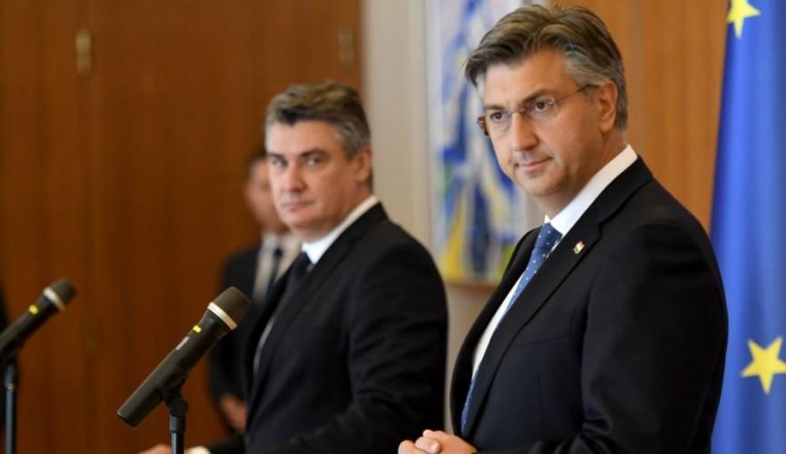 Milanović predlaže Plenkoviću da se VNS održi u zgradi Vlade