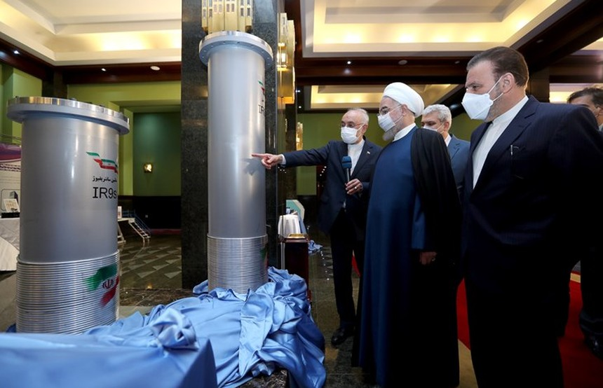 Salehi: Iran ima pravo poduzeti akcije protiv terorista koji su napali Natanz