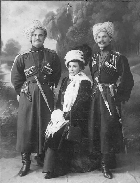 Кубанское казачество. История. Фото.