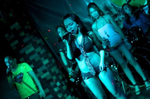 The Highway Band.Manila Bay Cafe, Malate, Manila, Philippines.