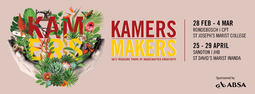 KAMERS/Makers 2018 Cape Town and Joburg - www.kamers.co.za