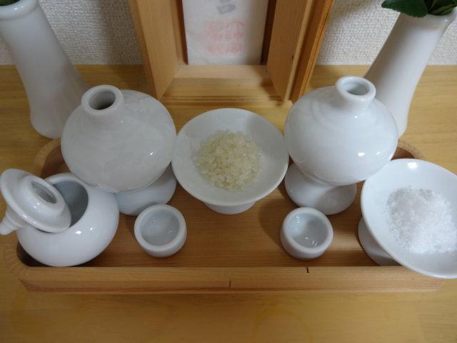 神饌の配置