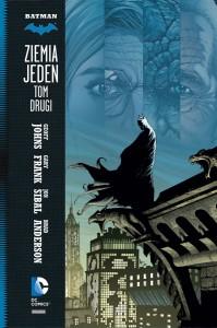 Batman. Ziemia Jeden 2 - okładka