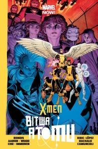 X-Men: Bitwa Atomu - okładka