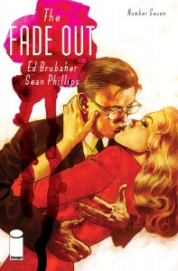 """""""The Fade Out"""" - okładka zeszytu nr 7"""