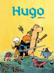 """""""Hugo"""" - okładka"""
