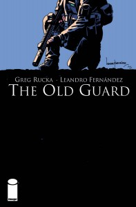 The Old Guard - okładka