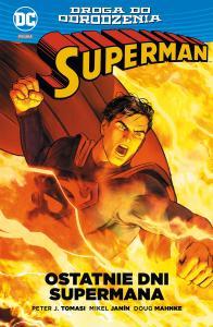 Superman-Ostatnie-Dni-okładka
