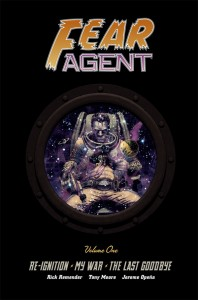 """""""Fear Agent. Library Edition"""" tom 1"""