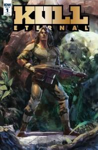 """""""Kull Eternal"""" - okładka #1"""