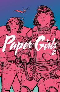 paper-girls-tom-2-okładka