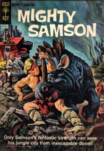 Mighty Samson #3