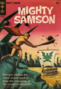 Mighty Samson #4
