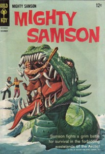 Mighty Samson #8