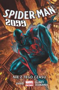 spiderman-2099-nie-z-tego-czasu-okładka