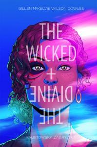 the-wicked-the-divine-faustowska-zagrywka-okładka-1