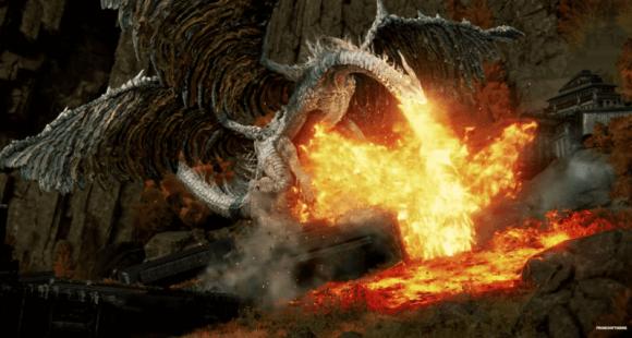 エルデンリング ドラゴン