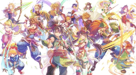 聖剣伝説 ECHOES of MANA ゲーム内容