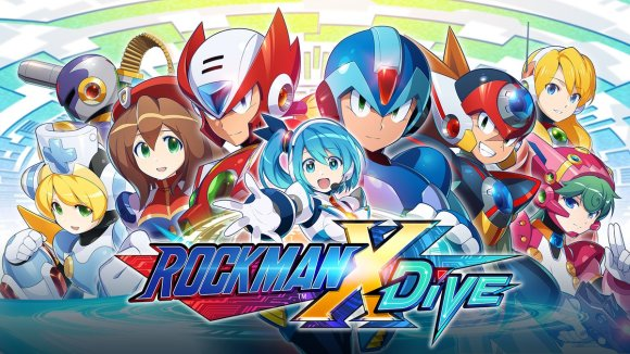ロックマンX DiVE サムネ