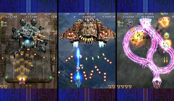 雷電4 Switch 対戦