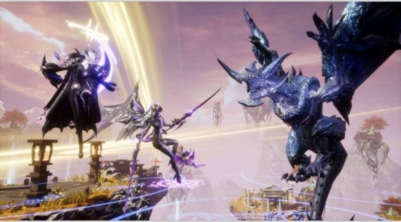 ARKA‐蒼穹の門 戦闘